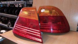 BMW e-46 coupe hátsó lámpa-pár.