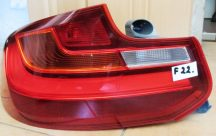 BMW 2. f22 hátsó lámpa . bal.