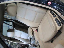 BMW e-46 kombi bőr belső