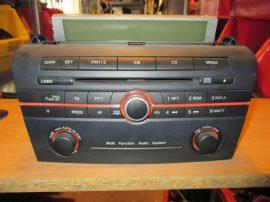 Mazda 3 BK cd-s fejegység