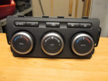 Mazda 6 GH fűtés szabályzó panel