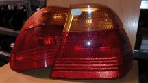 BMW e-46 hátsó lámpa-pár