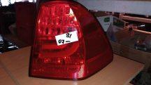 BMW e-91 LCI  hátsó lámpa led.J.