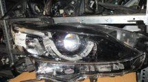 Mazda 6. GJ. Fényszóró. Xenon. Jobb