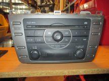 Mazda 6 /,GH.  CD-s fejegység