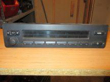 BMW E-39 rádió panel