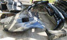 BMW E-90 sedan hátsó sárvédő .jobb.