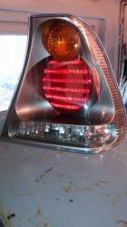 BMW E-46 Compact hátsó lámpa jobb.