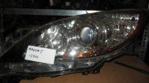 Mazda 5 Fényszóró. S. Bal