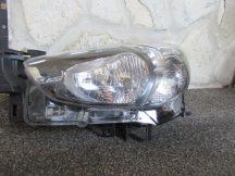 Mazda 2 bal fényszóró (halogen)