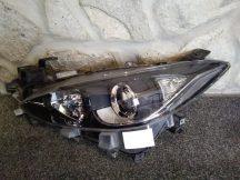 Mazda 3 bal halogén lámpa BM