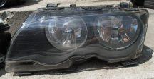 BMW e 46 coupe fényszóró bal.
